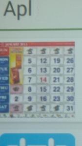7=Malaysia Calendar