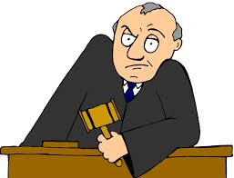 This judge attempt to judge the trial in this court. He is 99 years old. Before retire, He said that he want suck his mum tit for one time only!!