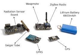 zigbee radio, ....