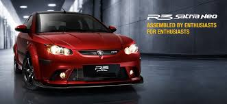 "HOWEVER, THIS POST NAMELY ""MOTORKAR EMPAT GARISAN"" IS BY SPECIAL PURPOSE, CONCERNING IT [=PROTON SATRIA NEO R3 1.6 CPS]"